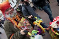На параде III